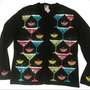Martini Cardigan - NEW